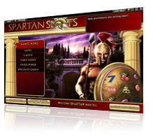 A brand new online slots game has just been released from Spartan Slots casino